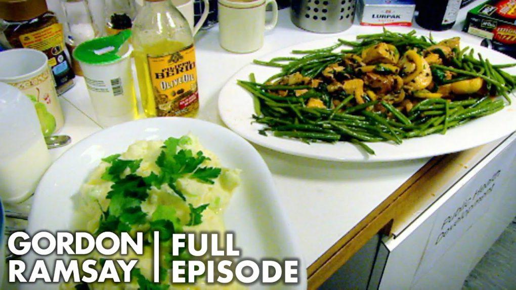 Gordon Ramsay Teaches Rapid Response Nurses Healthy Recipes | The F Word Full Episode