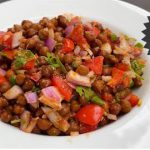 Spicy Chana Chat | Healthy Chana Salad Recipe |How To Make Chana Chat At Home |Healthy Evening Snack