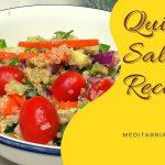 BEST QUINOA SALAD RECIPE EVER!