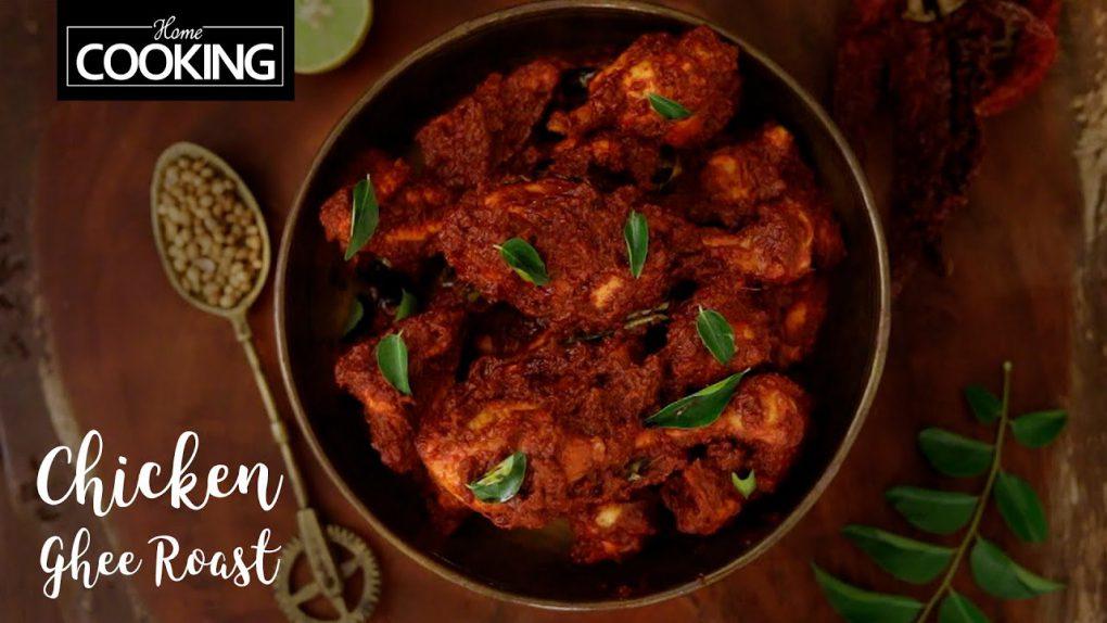 Chicken Ghee Roast   Mangalorean Chicken Ghee Roast   Chicken Masala   Chicken Gravy Recipes