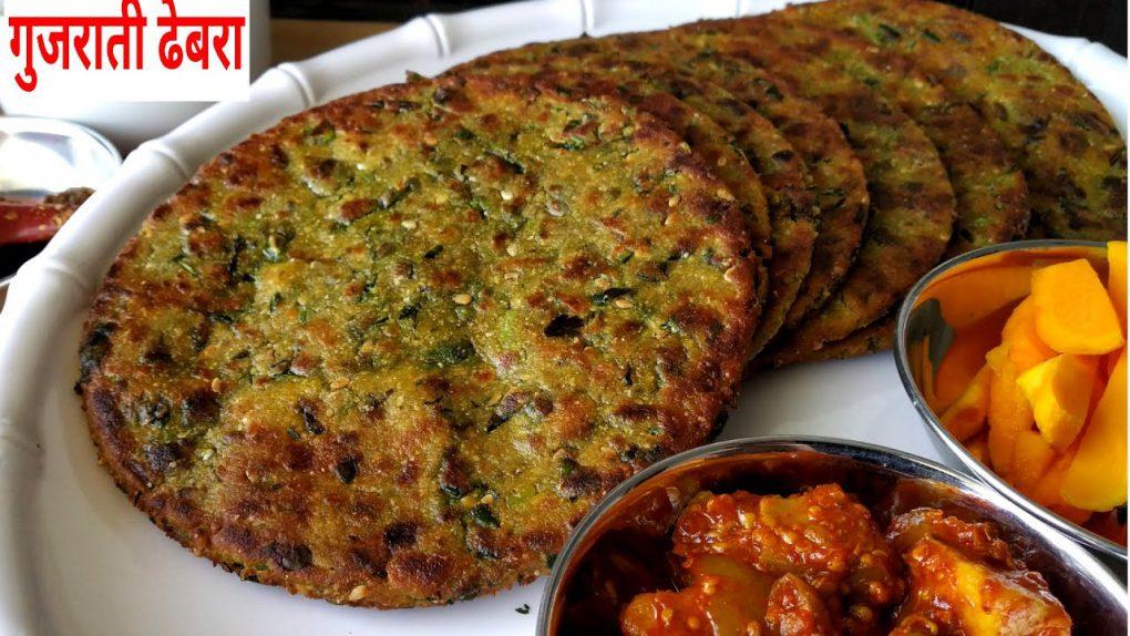 Gujarati Methi Na Dhebra | Breakfast Recipe | Nashta Recipes | Winter Recipes | Healthy Recipes