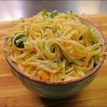 Super Simple Vegan Pasta Recipe – healthy recipe channel