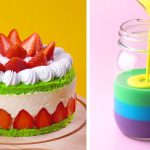 How To Make Cake For Party | Top Easy Dessert Recipes | So Tasty Cake