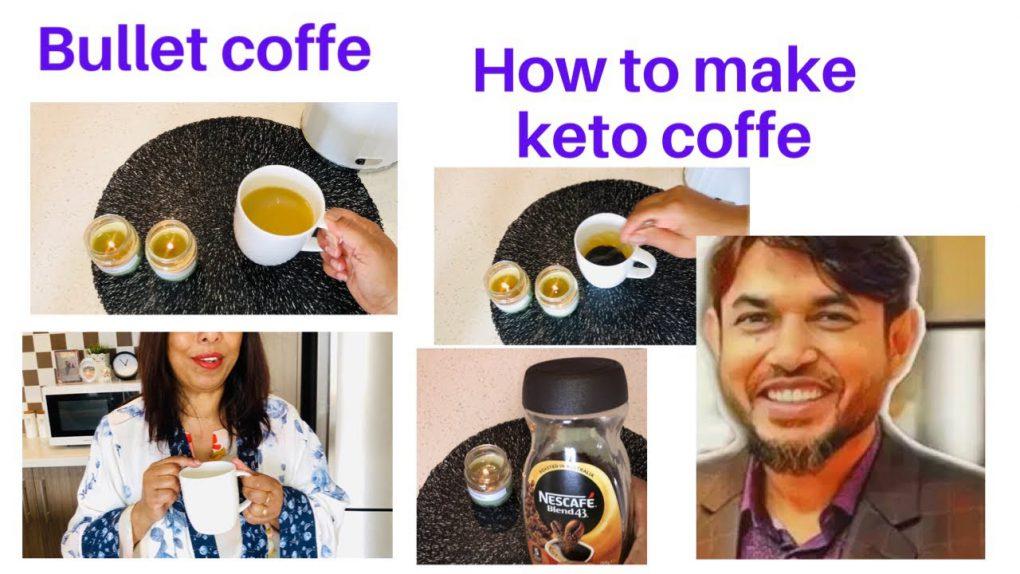 Dr.Jahangir kabir bullet coffe recipe || butter coffee || Keto diet recipe || ড: জাহানগীর কবির ||