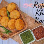 Rajwadi Khasta Kachori Recipe   Moong Dal Kachori  Halwai Style Moong Dal Ki Kachori  Crispy DalPuri