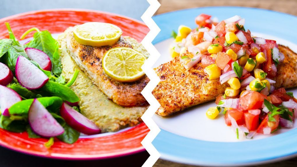 7 Healthy Fish Recipes For Weight Loss