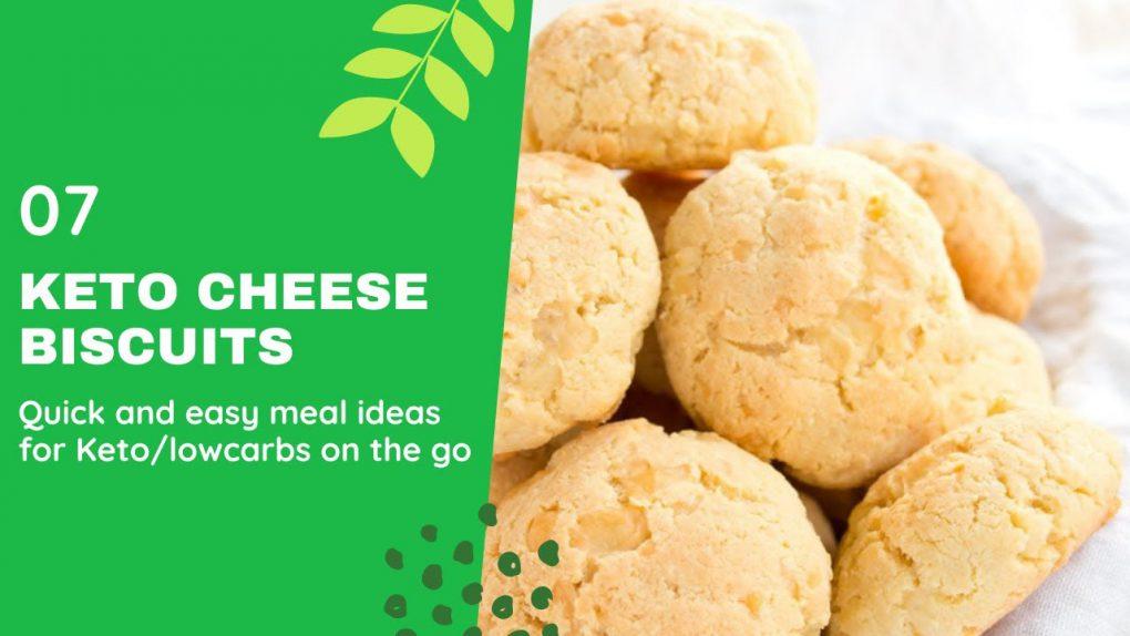 Keto Diet: Keto Cheese Biscuits | Recipe