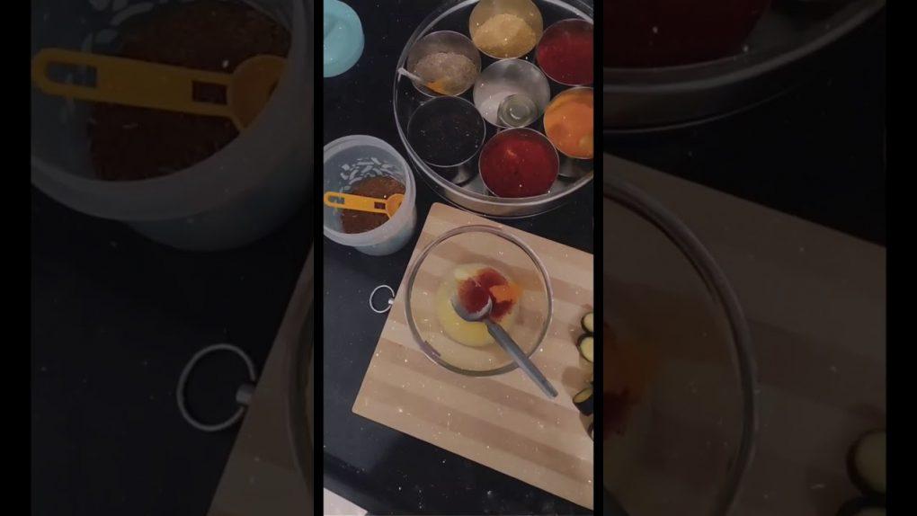 keto recipes | cheesy and spicy eggplant