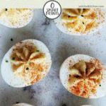A zero point WW snack recipe! These Devilled Eggs (Deviled eggs if you are from …