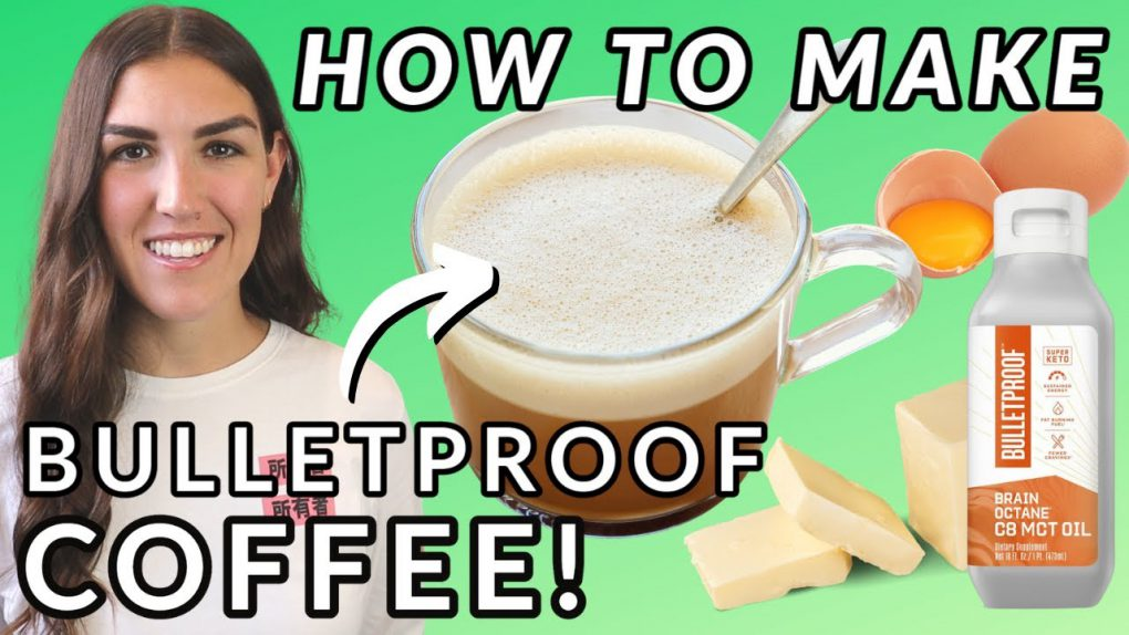 Bulletproof Coffee Recipe (BEST Ingredients for Keto and Intermittent Fasting)