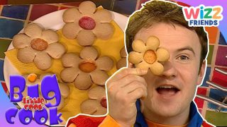 Big Cook Little Cook | Dessert Recipes For Kids | Food Fun | Wizz Friends