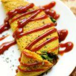 #Vegan Chickpea Flour Omelette #glutenfree | Strength and Sunshine…