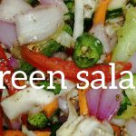 Salad ഇഷ്ടമല്ലാത്തവരും കഴിച്ചുപോവും Green Salad/ Mixed Vegetable Salad/Healthy salad/salad malayalam