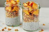 Peach Pie Breakfast Parfait…