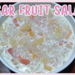 AGAR AGAR   EASY FRUIT SALAD RECIPE