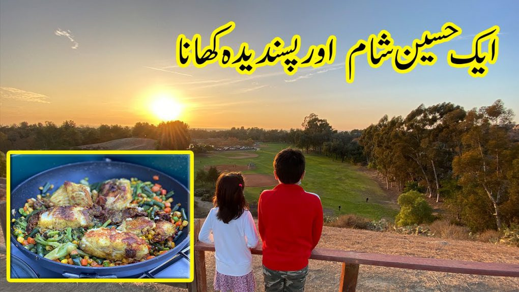 Aaj Pehli bar park main fish bnai |  Fry Fish & Veggies Recipe in URDU