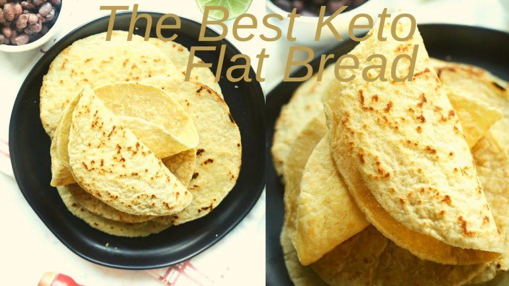 Keto diet recipes| The Best Keto Low Carb Flatbread Recipe!