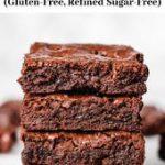 The Best One Bowl Brownies Recipe (Gluten-Free, Refined Sugar-Free)   Veronika's Kitchen