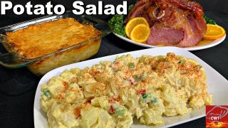 How To Make Potato Salad Recipe
