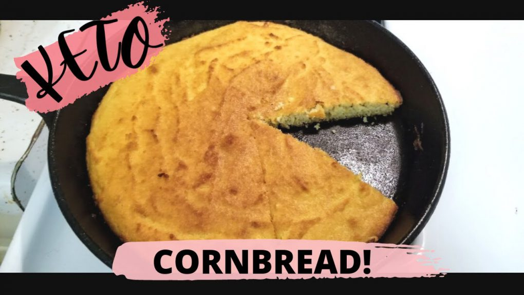 Delicious Keto Cornbread! Easy Keto Thanksgiving Recipes!