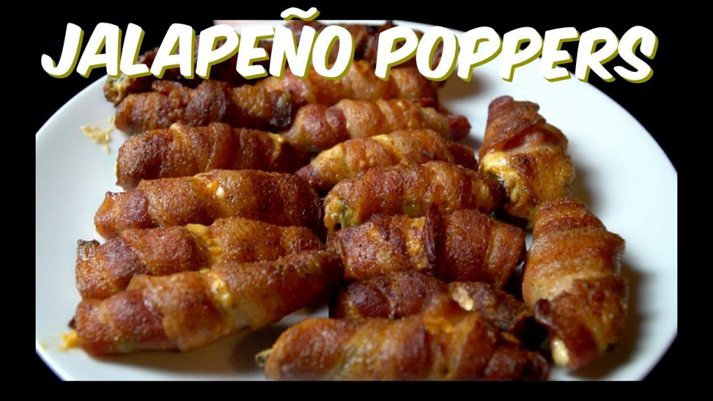 How To Make Jalapeno Poppers – The Perfect Appetizer Recipe
