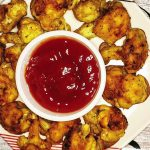 Homemade Cauliflower Nuggets | Vegetarian recipe | Vegan Recipe |Thanksgiving Special snacks