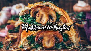 Mushroom Wellington * Vegan Roast Recipe