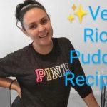 Vegan Rice Pudding Recipe