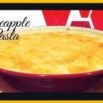 How to make pineapple Pasta || Kid's lunch box recipe || Cheese pineapple pasta || Cheese Macaroni