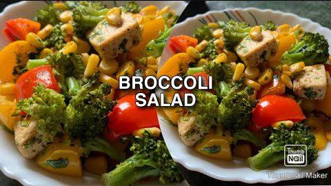Broccoli Salad Recipe Indian Style