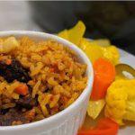 Uzbek Beef Plov Recipe by the Kosher Cowboy