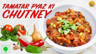 Tamatar Pyaz Ki CHUTNEY | Onion Tomato Sabzi Recipe | Tamatar Pyaz ki Chatni | Tamatar Pyaz Ki Sabji