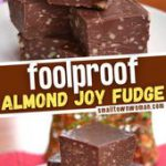 Foolproof Almond Joy Fudge