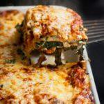 Vegetarian Lasagna…