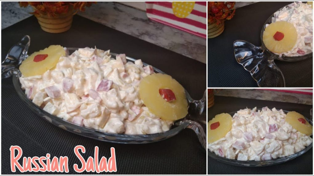 Russian Fruit Salad Recipe Recipes From Pins