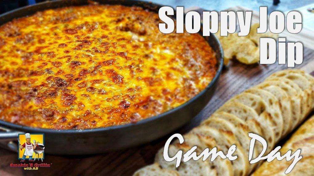 Sloppy Joe Dip   Sloppy Joe Recipe   Appetizers