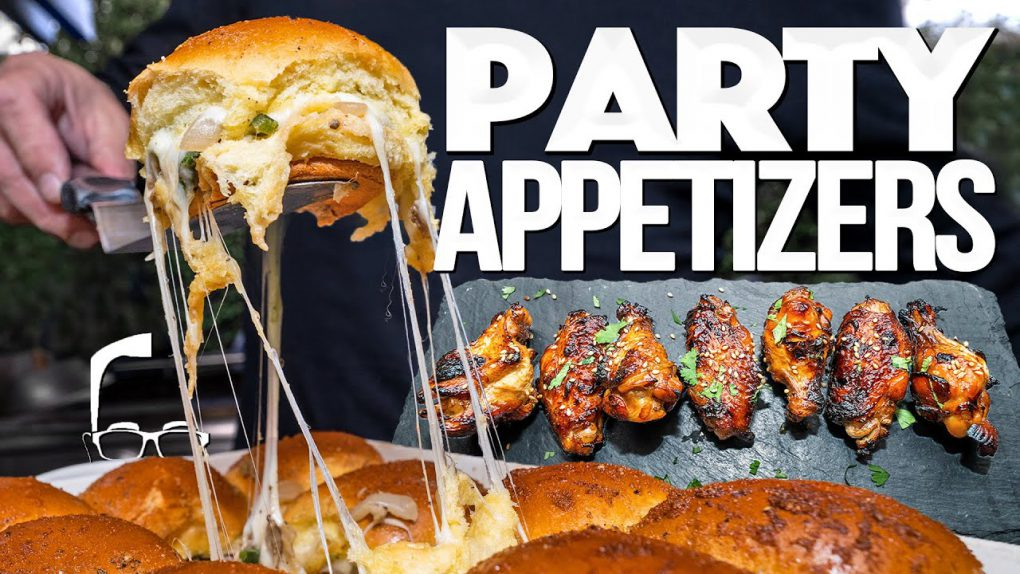 THE ULTIMATE PARTY APPETIZERS FOR NYE   SAM THE COOKING GUY