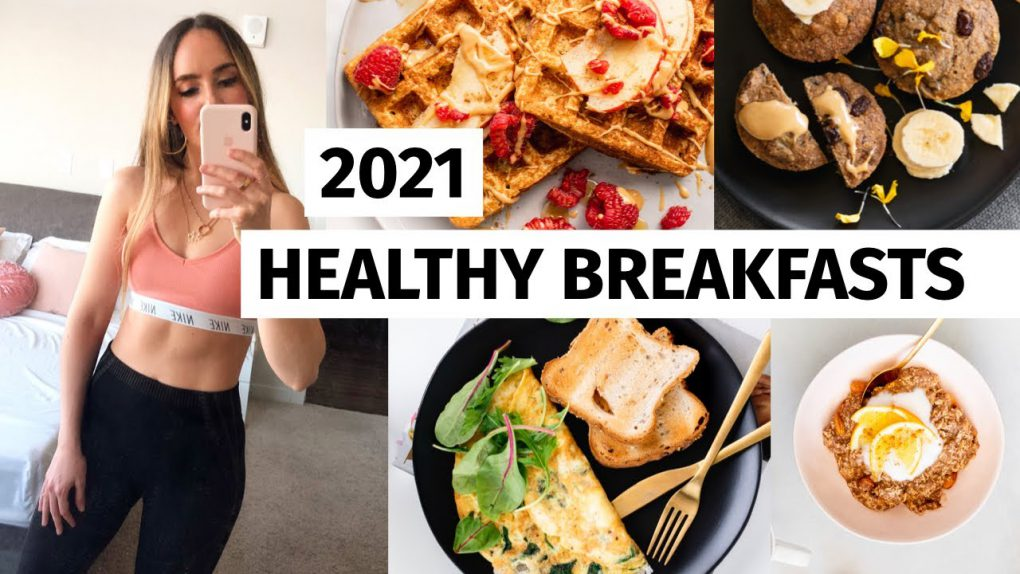 5 breakfast recipes to start 2021 – lose weight & get healthy