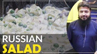 Russian Salad Recipe – Salad Recipes