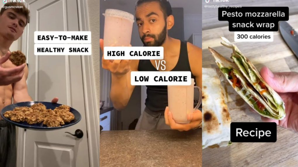 QUICK HEALTHY RECIPES FOR LOSING WEIGHT | TIKTOK COMPILATION