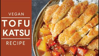 How to Make Crispy Vegan Tofu Katsu | Japanese-Inspired, Easy Asian Recipes