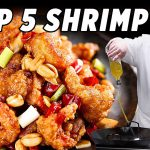 Top 5 Shrimp Recipe by Masterchef | How to | Yummy Chinese Food