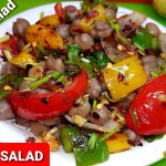 Chana Salad | Healthy Salad for weight loss |Chickpea Salad | Salad Recipes |Protein Saladveg salad