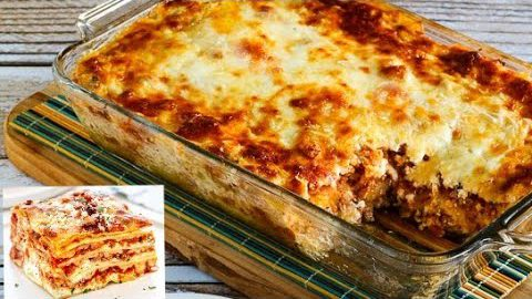 How to Make Filipino Lasagna || The Best Homemade Recipe