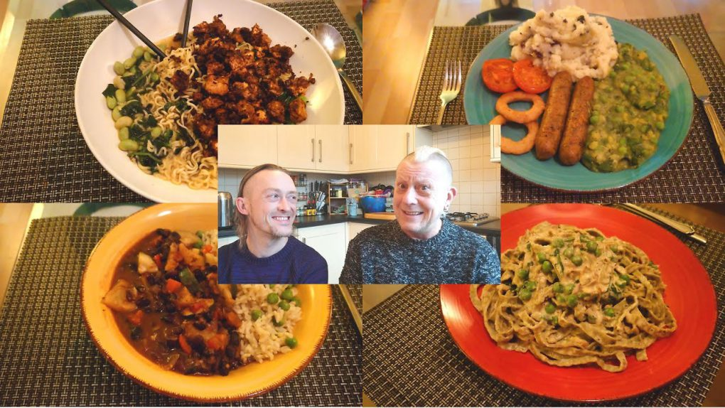 Veganuary 2021 | Vegan Meals, Taste Tests & Being Gaymers