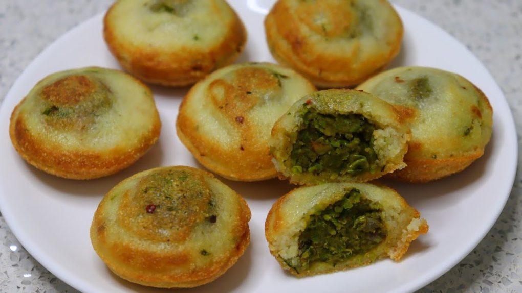 Easy Breakfast Recipe | Breakfast with 2 tsp Oil | Indian Breakfast Recipe | Tasty Breakfast Recipe