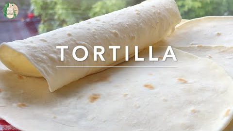 Soft Tortilla recipe Quick & Easy Tortilla recipe સોફ્ટ ટોર્ટીલા / सॉफ्ट टॉर्टिला – Sattvik Kitchen
