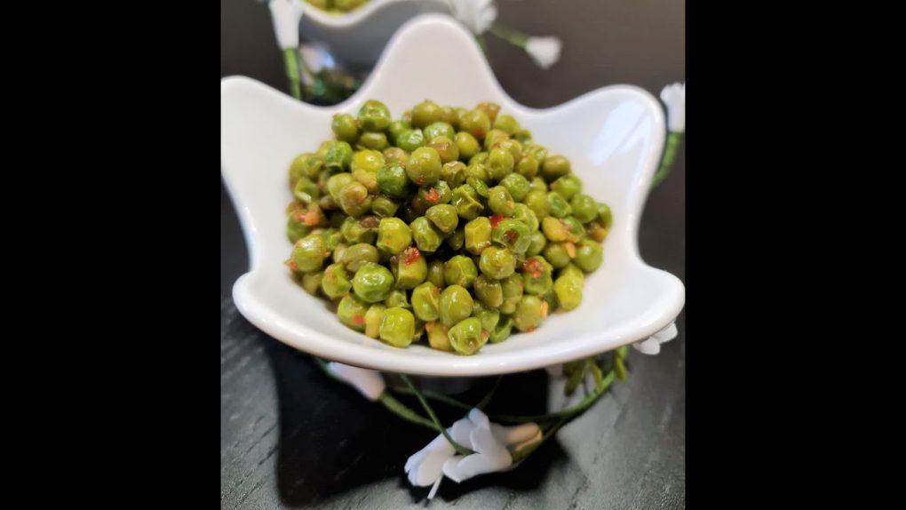 Green Peas Snack |Grandma's Recipe |Easy To Make |Delicious |Deea's Cucina