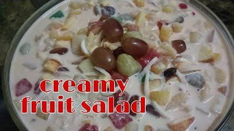 How to make creamy fruit salad the best buko salad recipe