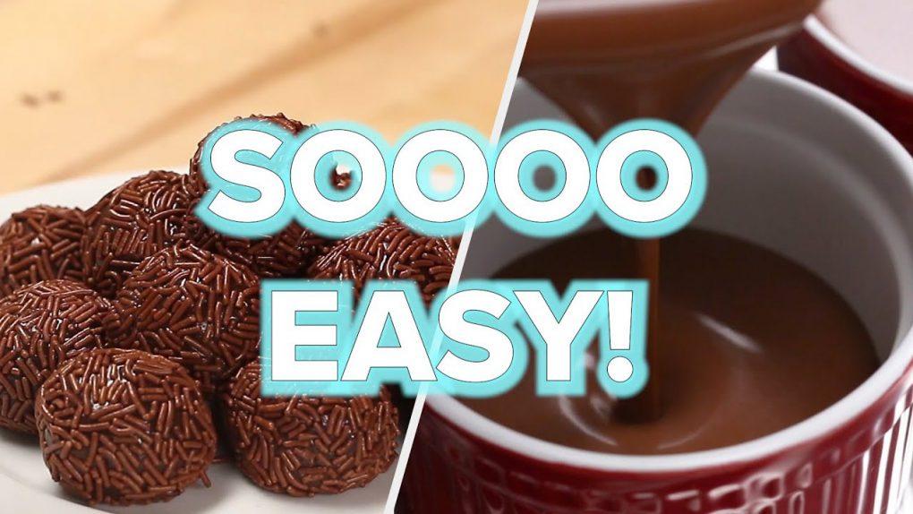7 Satisfyingly Easy No-Bake Desserts • Tasty